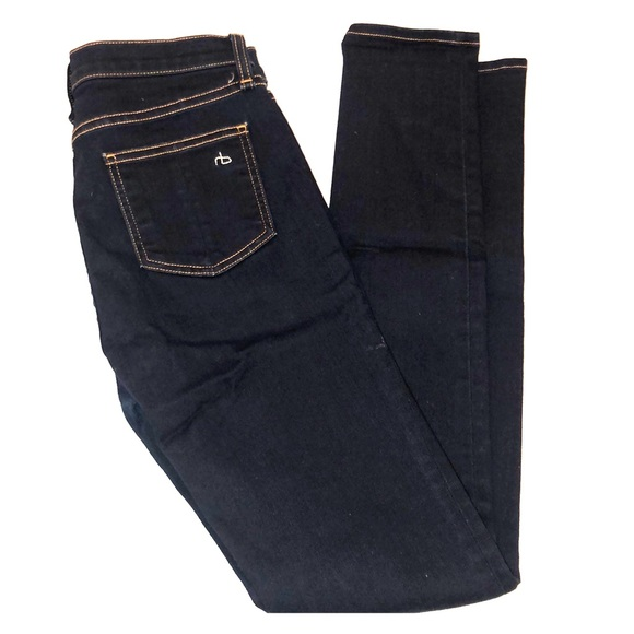 rag & bone Denim - Rag & Bone Skinny High Rise Jean